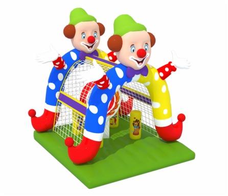 Clown Themed Bouncer