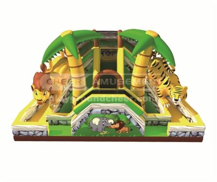 Jungle Beast Double Slide